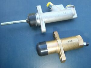 Rover P6B 3500S Clutch Master & Slave Cylinders