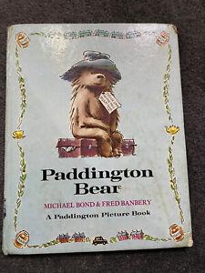 Paddington Bear (Paddington picture book) by Banbery, Fred Michael Bond
