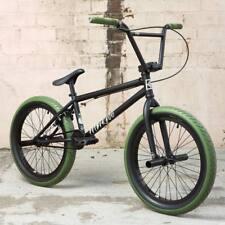 "2019 FIT BIKE CO PRK 20 BLACK COMPLETE BMX BIKE 20/"" 20 INCHES S/&M PARK GYRO"