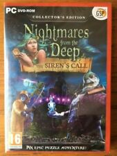 Nightmares from the Deep The Siren's Call - PC DVD - New & Sealed
