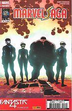 Marvel Saga N°10 - Panini-Marvel Comics Décembre 2015 - Neuf
