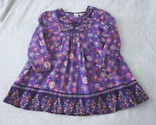 Tcp The Children's Place boho dress, purple, cotton, size 6