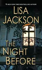 The Night Before by Lisa Jackson (2013, PB) Combined ship 25¢ each add'l book