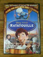 Ratatouille DVD Brad Bird(DIR) 2007