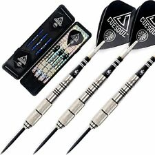 CUESOUL Tungsten Steel Tip Darts- Precise Barrels 22/24/26 Grams 90% Tungsten