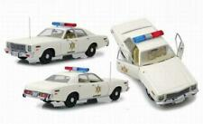 Car Police Plymouth Fury Rosco Sheriff Make Moi Fearless 1/18 Dukes of Hazzard