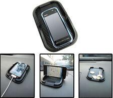 TAPPETINO ANTISCIVOLO SUPPORTO UNIVERSALE AUTO SMARTPHONE PORTA NAVIGATORE GPS
