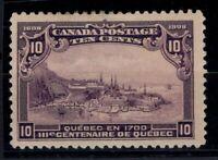 G129859/ CANADA / SCOTT # 101 MINT MH - CV 200 $