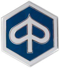 PLAQUE PIAGGIO VESPA LIBERTY mp3 x8 BEVERLY CARNABY Emblème 125-250-400 nouveau