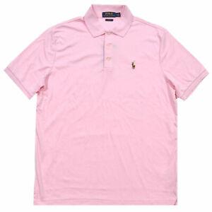 Polo Ralph Lauren Mens Polo Shirt Classic Fit Interlock Knit New Xs S M L Xl Xxl