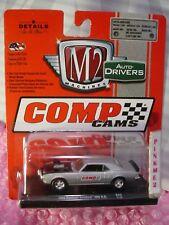 2017 M2 Machines Auto Drivers 1967 Chevrolet Nova SS Weiand R43