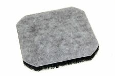 SEB/Tefal Anti-Geruchsfilter für Friteuse 12 x 12 cm, Matte eckig 792633