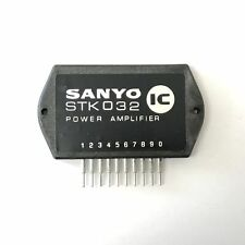 STK032 SANYO POWER AMPLIFIER IC