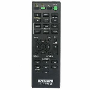 RM-ANP115 Fernbedienung für Sony HT-CT370 SA-CT370 HT-CT770 SA-CT770 HTCT370