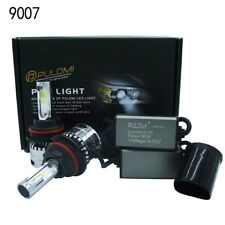 180W 19200lm 2 Sides CSP LED Headlight Kits 9007 HB5 Hi/Low Beam 6000K Bulbs US