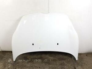 2008-2012 MK7 FORD FIESTA BONNET WHITE 3 DOOR HATCHBACK