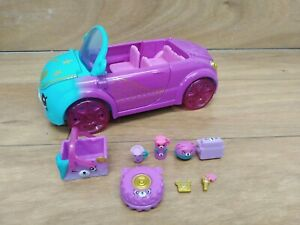 Shopkins Mermaid Coral Cruiser Vehicle *AS IS*