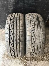 X2 225 50 17 98W GOODYEAR EXCELLENCE RUNFLAT TREAD OVER 6.83mm & 6.85mm DOT 3618