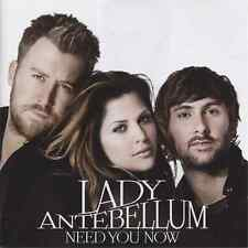 Need You Now - lady ANTEBELLUM (CD)