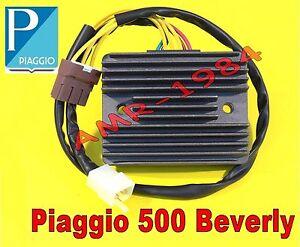 HF 639110 REGOLATORE NUOVO PIAGGIO 500 BEVERLY Aprilia Atlantic 500 2001-04