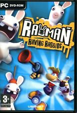 RAYMAN Raving Rabbids -  Brand New in DVD Box - PC Actie