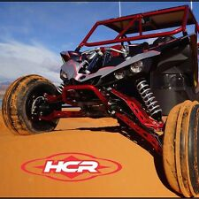 "HCR Racing UTV i6500 YXZ 1000R +4"" Long Travel System W/ 2.5"" King Shocks Elite"