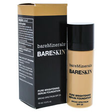 bareMinerals BareSkin Pure Brightening Serum Foundation SPF 20 - 07 Bare Natural