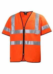 Helly Hansen Hi-Vis Short Sleeve Vest 79218