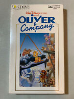 Oliver & Company - Story and Songs Audiobook Cassette Tape Walt Disney SEALED