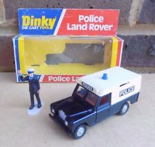 DINKY 277 Police Land Rover (Boxed)