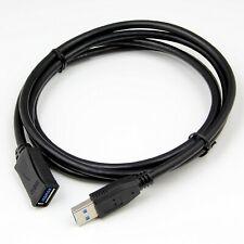 1.5m USB 3.0 Extension Extender Cable Lead for Oculus Rift PS VR HTC VIVE -EU-