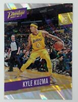 2017 Panini Prestige Mist Kyle Kuzma Rookie RC #176, Lakers, Parallel