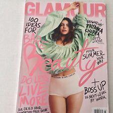 Glamour Magazine Priyanka Chopra Lets Loose June 2017 062017nonrh
