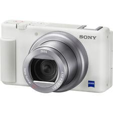 Sony ZV-1 Digital Camera (White) DCZV1/W