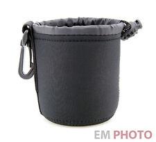 Objektiv Köcher Tasche Beutel Neopren Lens Case Gr. S für 24/28/35/50 mm Z-0564