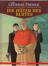 Das Geheime Dreieck Die Hüter des Blutes Softcover Comic Nr. 1 - 5 zur Auswahl