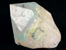 AJOITE Raw Quartz Crystal Point - Rare Healing Crystals and Stones 39201