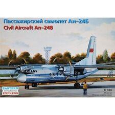 Eastern Express 14461 Antonov An-24B Aeroflot / LOT Civil Airliner kit 1:144