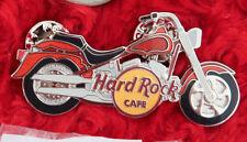 Hard Rock Cafe Pin softail chopper hat logo online motorcycle LE