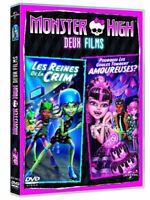Monster high les reines de la crim' Pourquoi les goules tombent amoureuses ? DVD