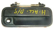 GENUINE HONDA ACCORD BLACK O/S OFFSIDE EXTERIOR DOOR HANDLE SM4 FR-R