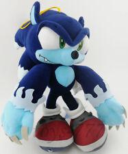 "Sonic the Hedgehog 12"" Plush Toy Nintendo Game Cartoon Character Stuffed Animal"