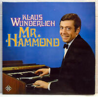 Klaus Wunderlich - Mr Hammond - 1970 vinyl 2 LP set Telefunken 6.28006
