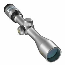 Nikon Prostaff 3-9x40 Rifle Scope - Silver Finish - BDC Reticle - Model 6723