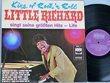 Little Richard -King Of Rock 'n Roll   D-1970   Bellaphon  BI 1513