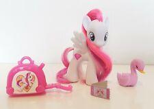 My Little Pony G4 Diamond Rose Travelling Single with Animal Friend - Rare!