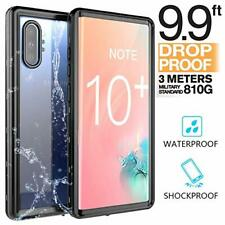 Samsung Galaxy Note10 Plus Waterproof Cover Case with Sensitive Finger Scanner