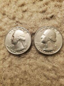 """Rare 1776-1976 Denver """"Filled D"""" Bicentennial Quarter Mint Error"""