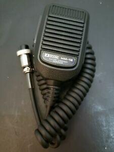 Icom HM-12 Electret Condenser Microphone
