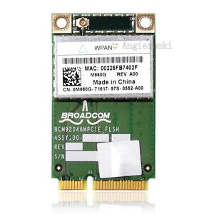Dell Wireless 370 Bluetooth Card Module 0P560G latitude E6400 M6400 E6500 E5500
